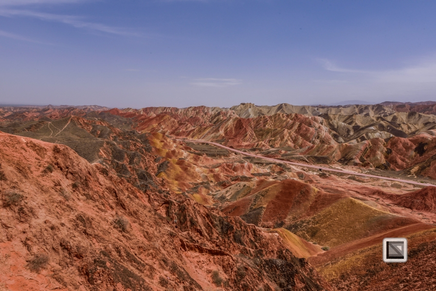 China - Gansu - Danxia Landform-10