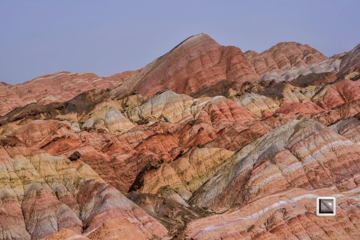 China - Gansu - Danxia Landform-12