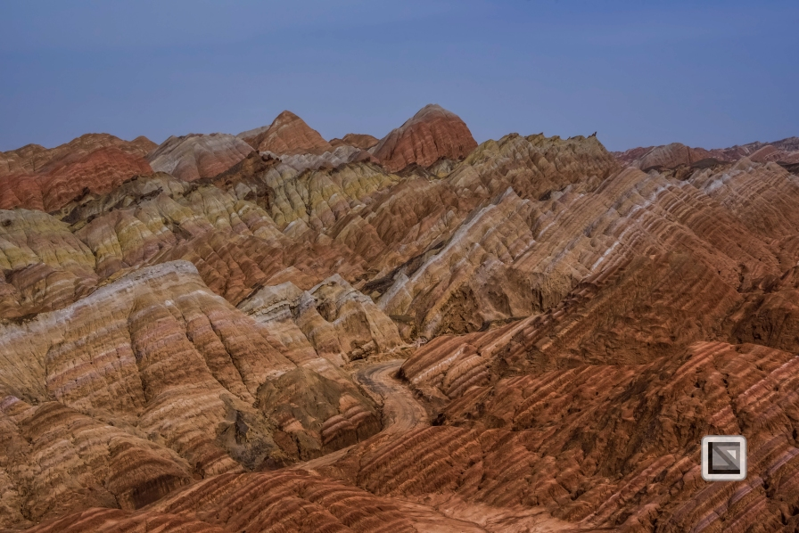 China - Gansu - Danxia Landform-14