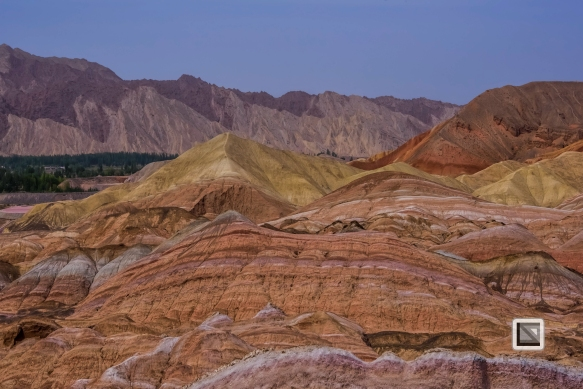 China - Gansu - Danxia Landform-16