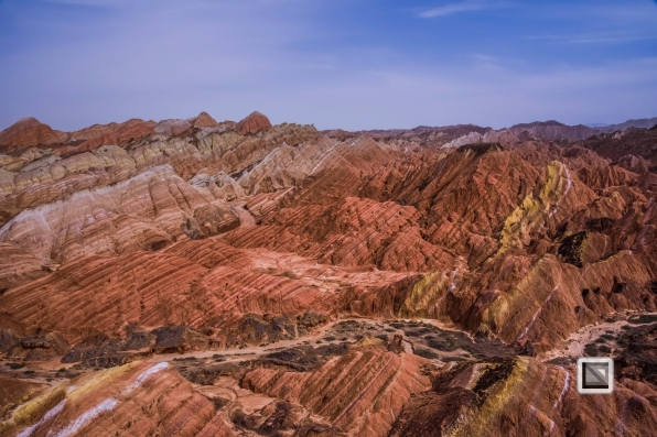 China - Gansu - Danxia Landform-17