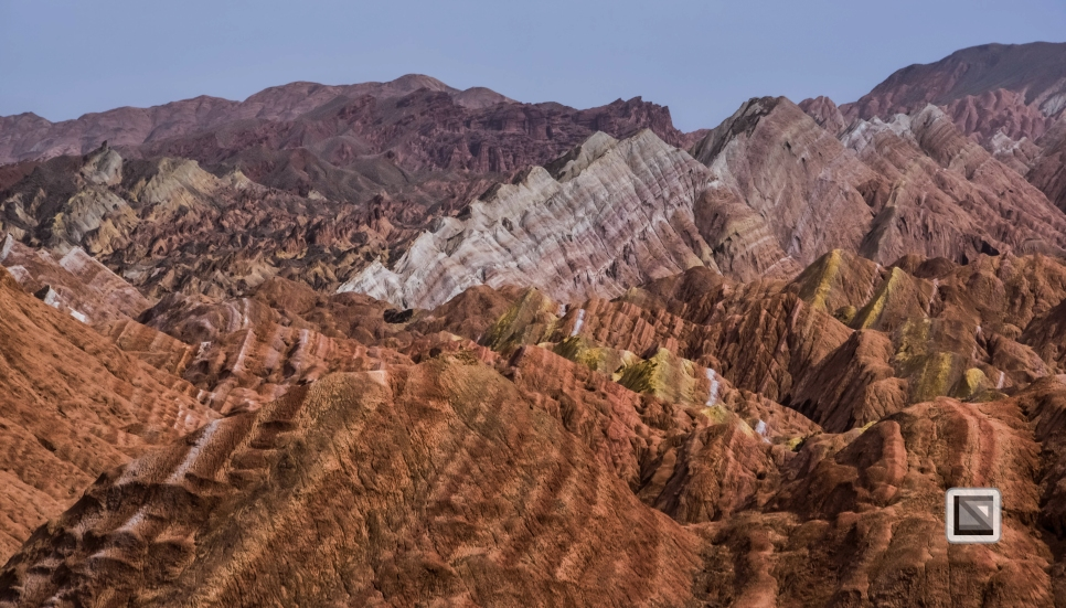 China - Gansu - Danxia Landform-20