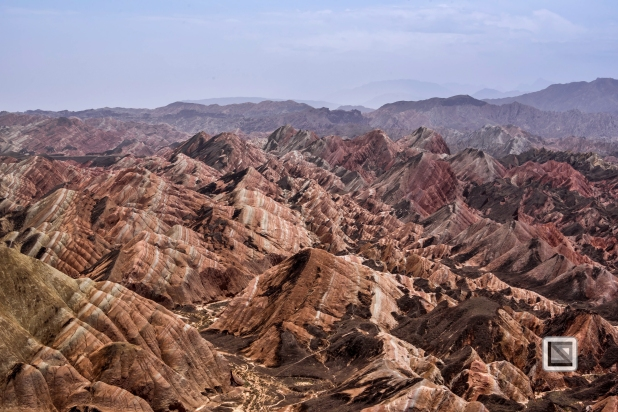 China - Gansu - Danxia Landform-2