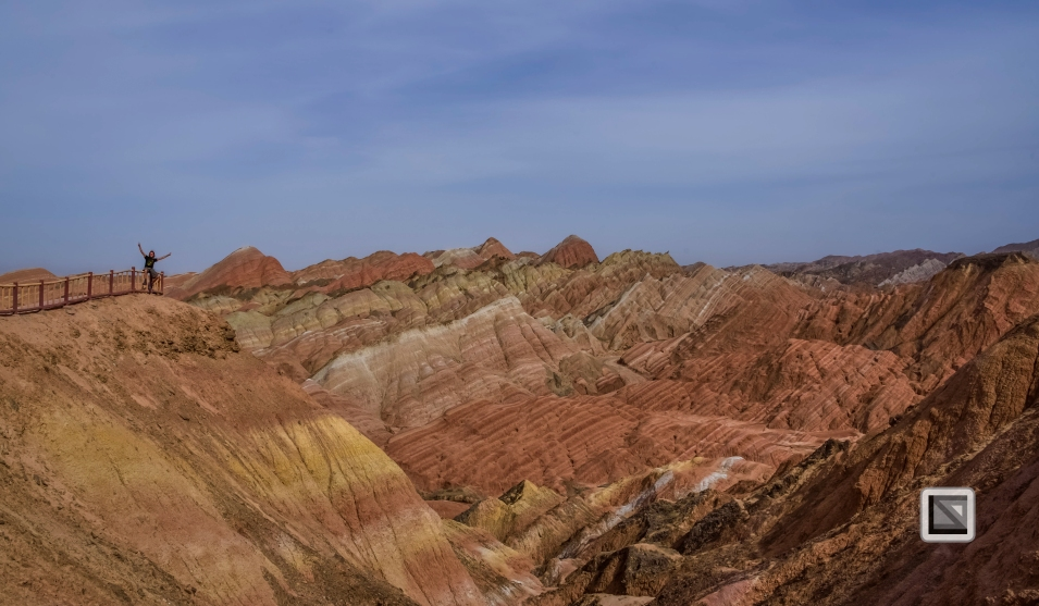 China - Gansu - Danxia Landform-21