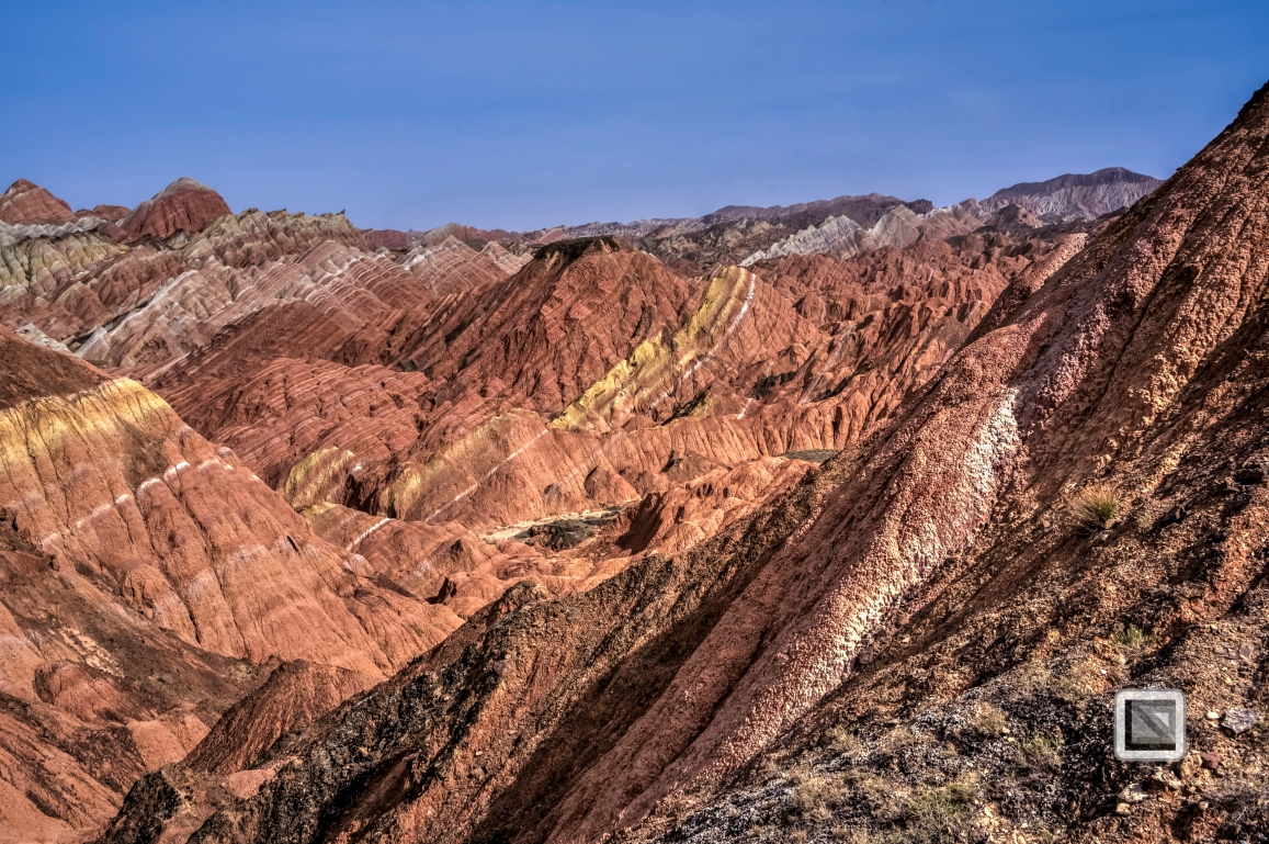 China - Gansu - Danxia Landform-22