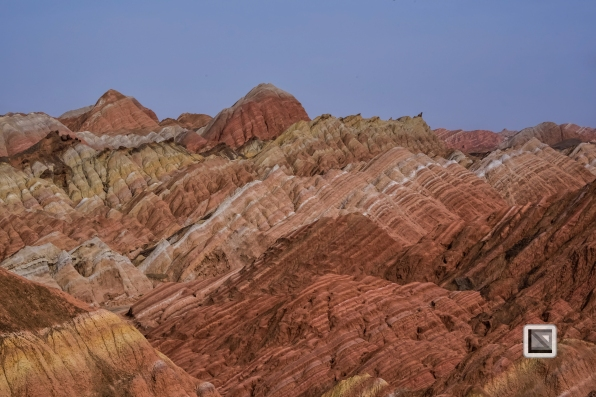 China - Gansu - Danxia Landform-23