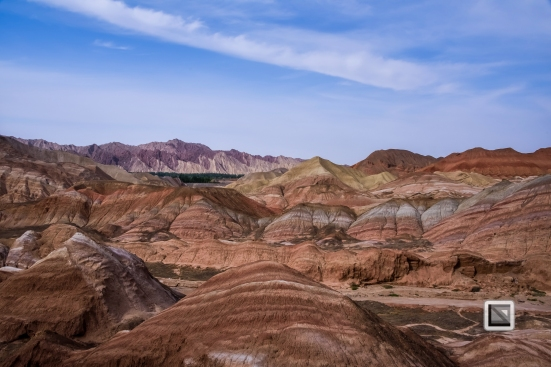 China - Gansu - Danxia Landform-24