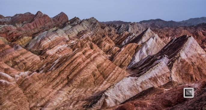 China - Gansu - Danxia Landform-25