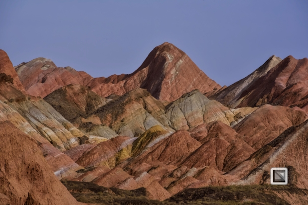China - Gansu - Danxia Landform-26