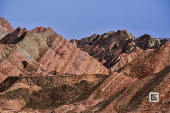 China - Gansu - Danxia Landform-27