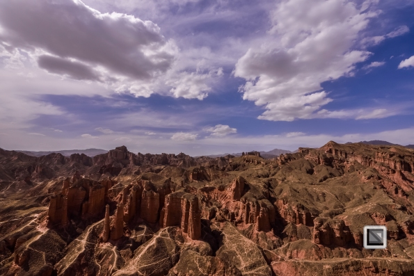 China - Gansu - Danxia Landform-28