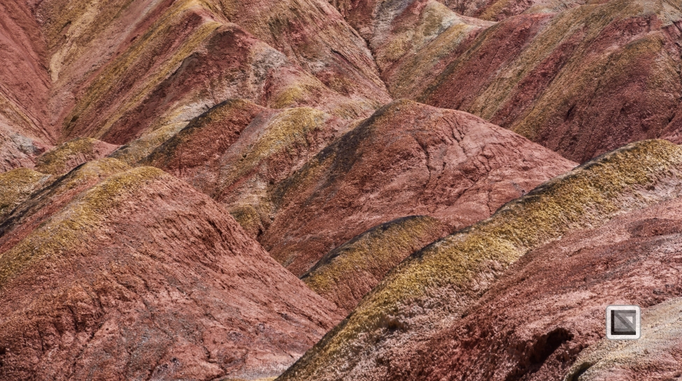 China - Gansu - Danxia Landform-3