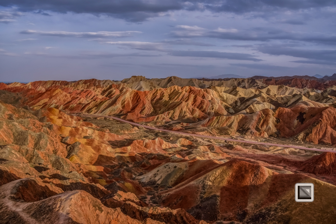 China - Gansu - Danxia Landform-36