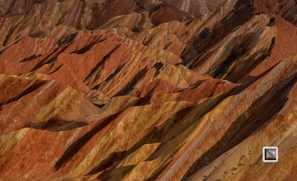 China - Gansu - Danxia Landform-37