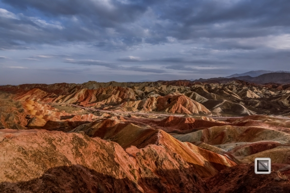 China - Gansu - Danxia Landform-40