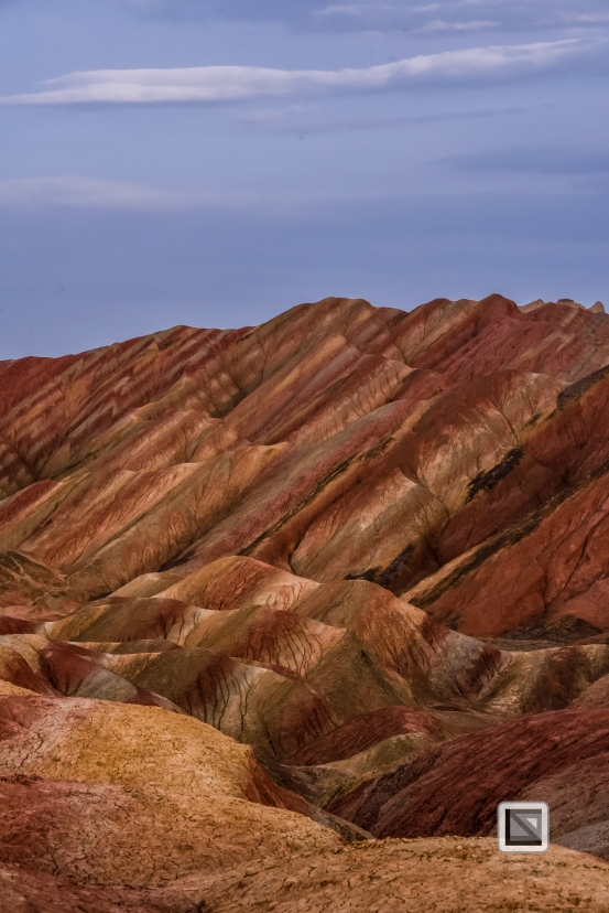 China - Gansu - Danxia Landform-43