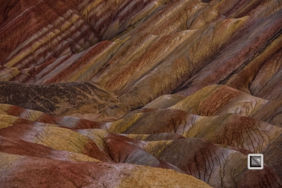 China - Gansu - Danxia Landform-44