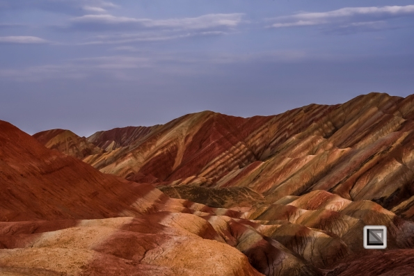 China - Gansu - Danxia Landform-47