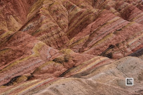 China - Gansu - Danxia Landform-4