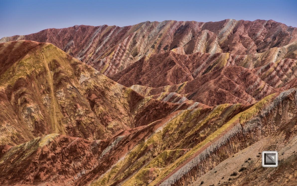 China - Gansu - Danxia Landform-7