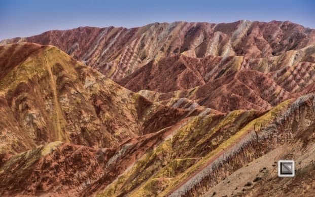 China - Gansu - Danxia Landform-7