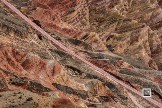 China - Gansu - Danxia Landform-8