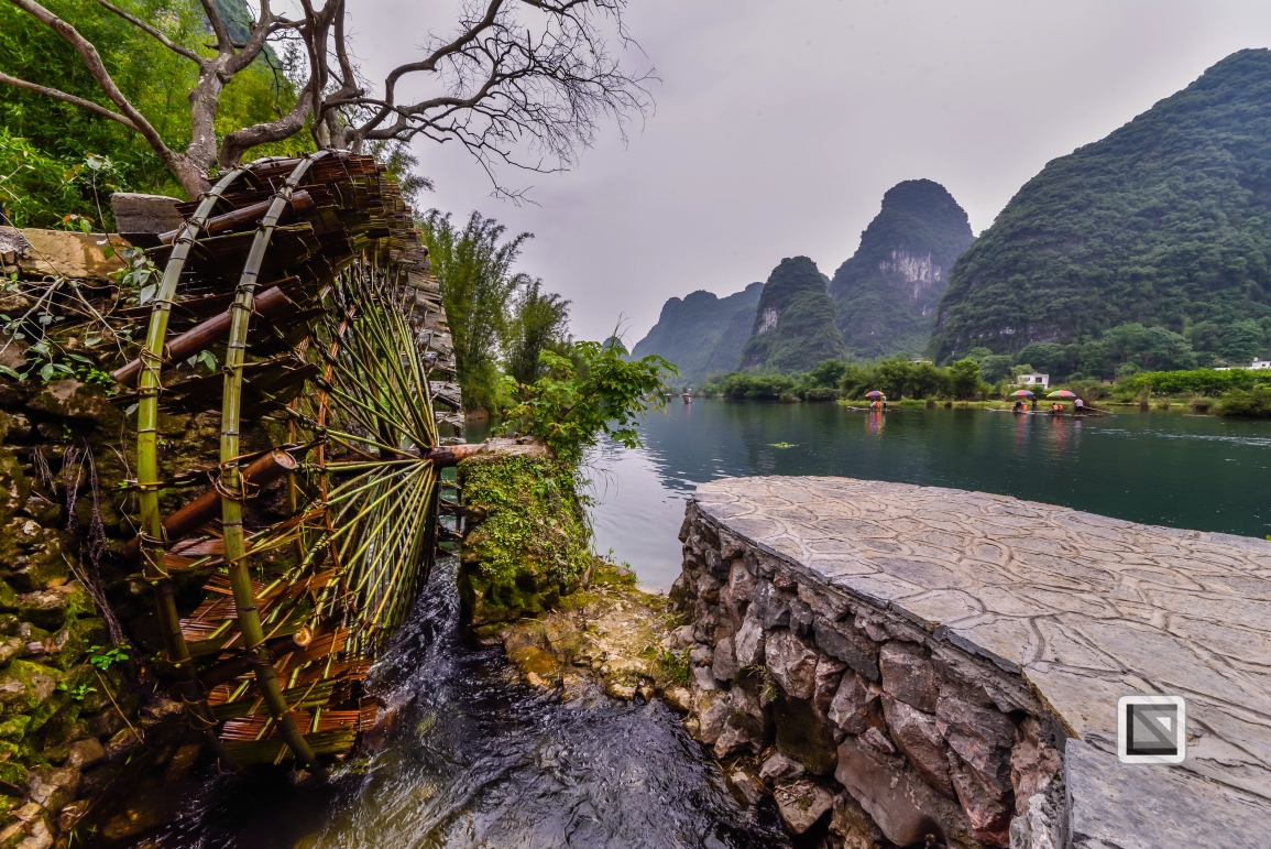 China - Guangxi - Zhuang - Guilin-13