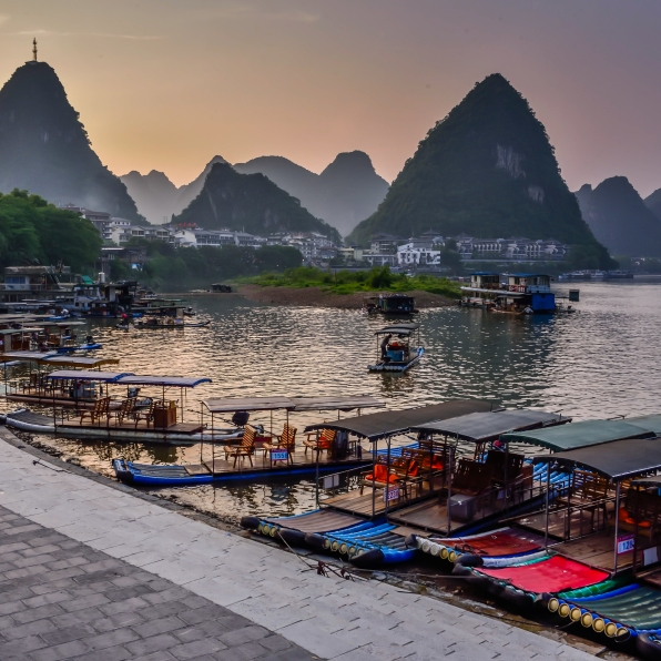 China - Guangxi - Zhuang - Guilin-4