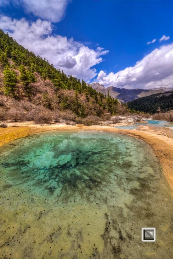 China - Sichuan - Huanglong-11