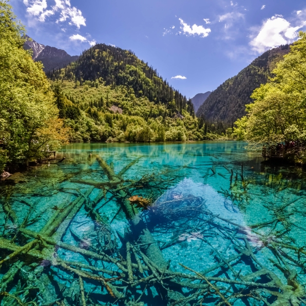 China - Sichuan - Jiuzhaigou-22