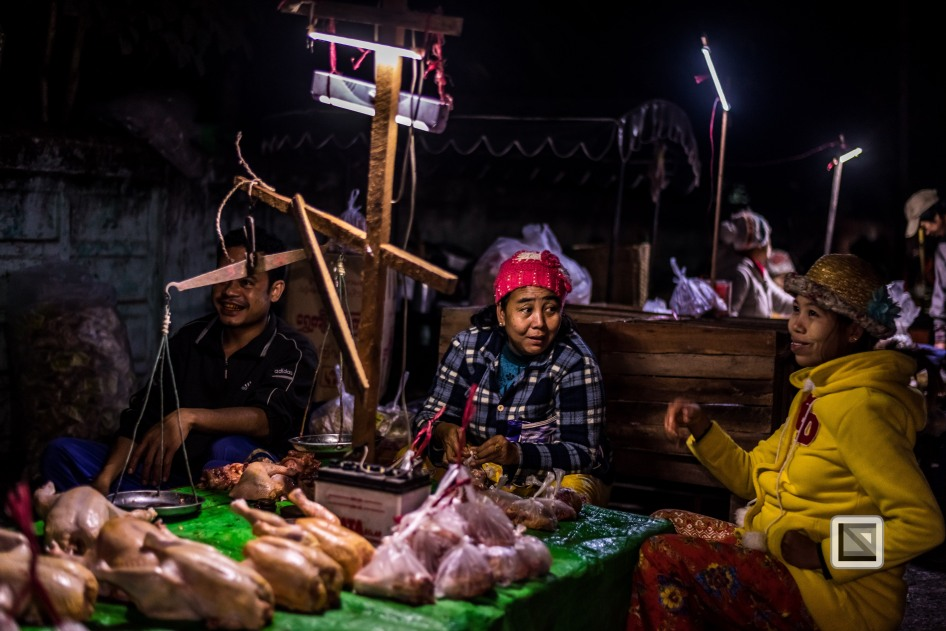 Hsipaw - Morning Market-33