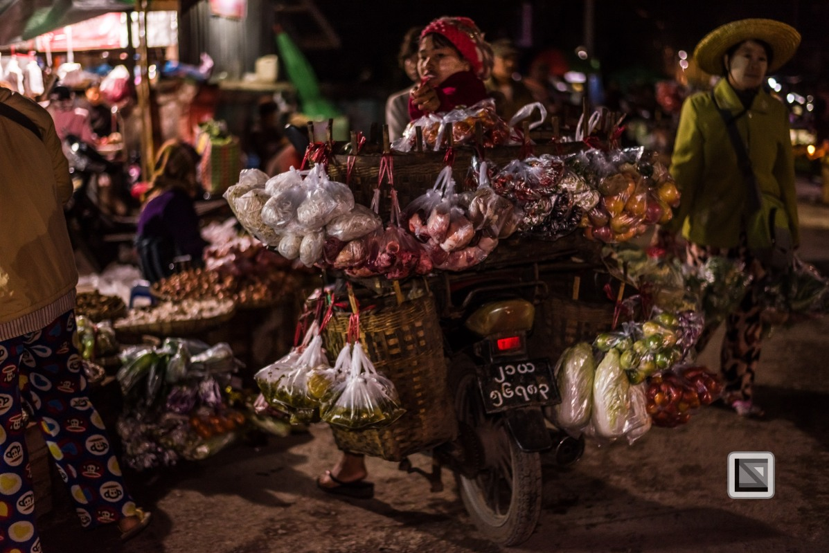 Hsipaw - Morning Market-49