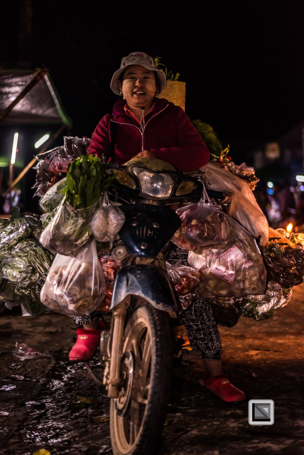 Hsipaw - Morning Market-66