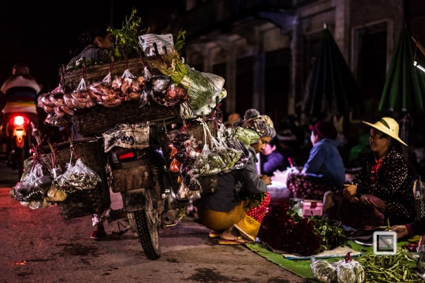 Hsipaw - Morning Market-70