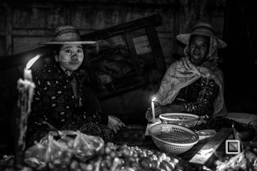 Hsipaw - Morning Market-78