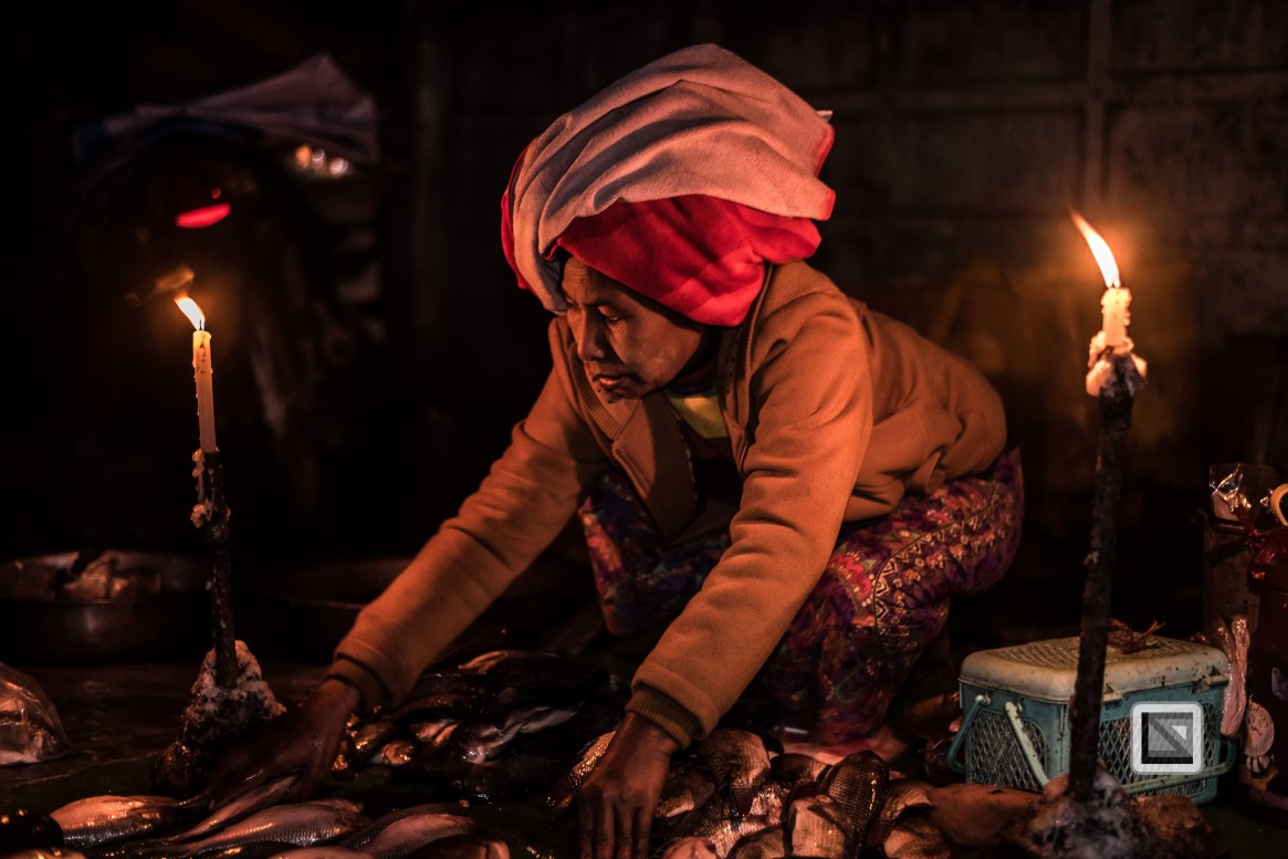 Hsipaw - Morning Market-90
