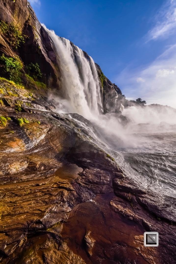 India - Kerala - Athirapally Falls-12