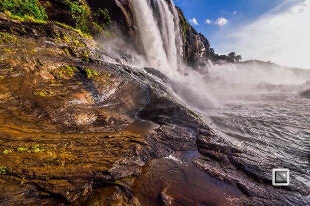 India - Kerala - Athirapally Falls-13
