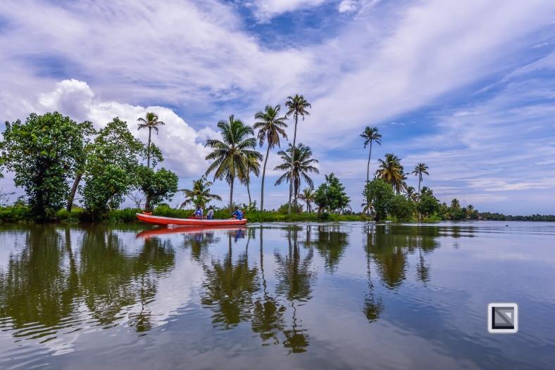 India - Kerala - Backwaters-11