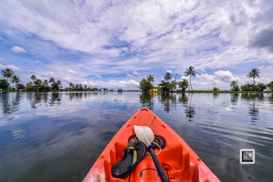India - Kerala - Backwaters-19