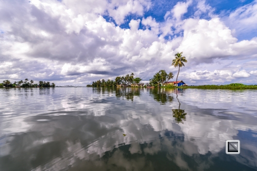 India - Kerala - Backwaters-27