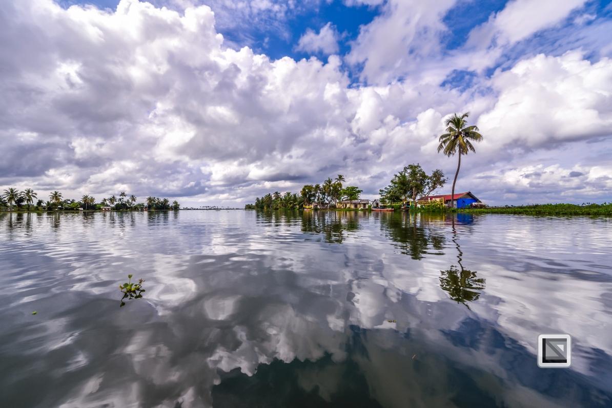 India - Kerala - Backwaters-28