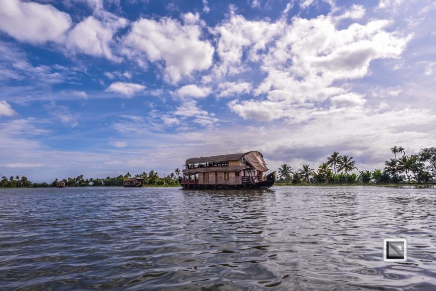 India - Kerala - Backwaters-30