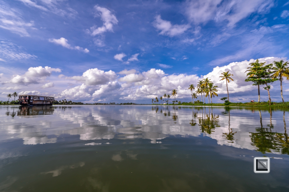 India - Kerala - Backwaters-33