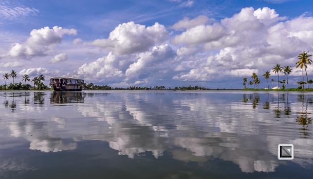India - Kerala - Backwaters-34