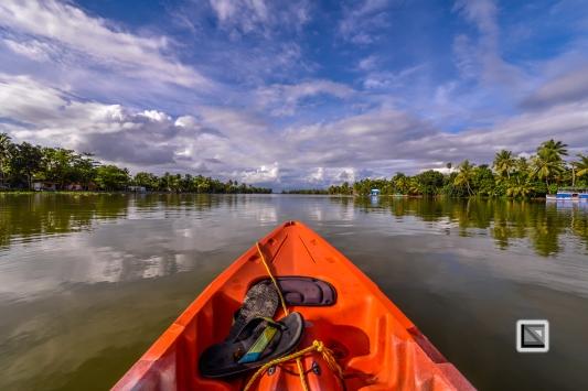 India - Kerala - Backwaters-36