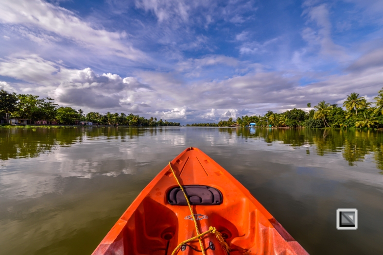 India - Kerala - Backwaters-37