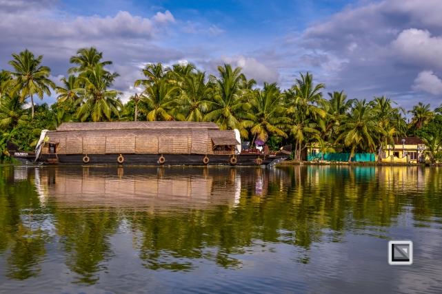 India - Kerala - Backwaters-40