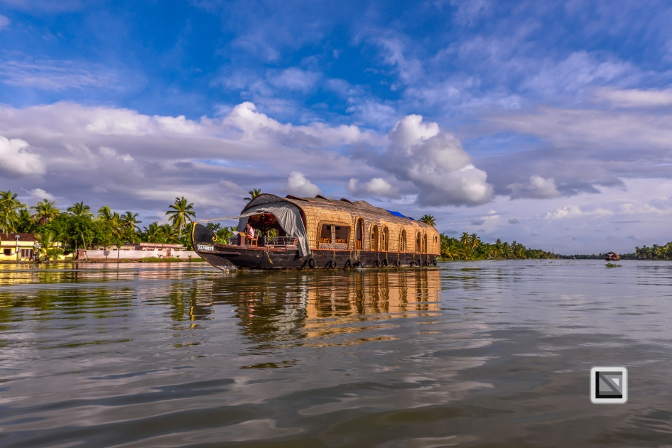 India - Kerala - Backwaters-41