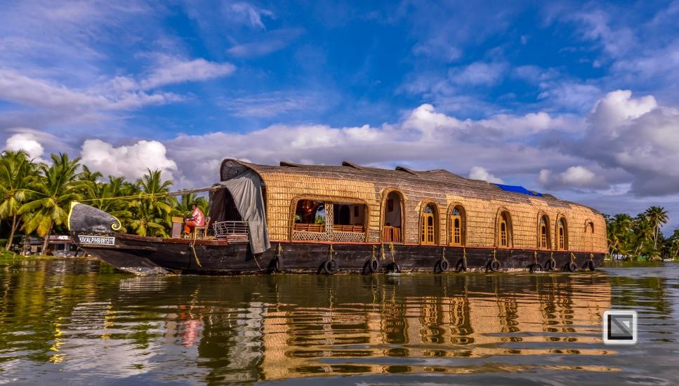 India - Kerala - Backwaters-43